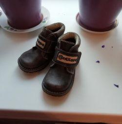 Οι μπότες είναι νέας εποχής