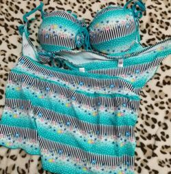 New swimsuit with tags