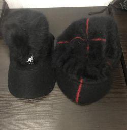 Шерстяные кепки