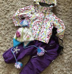 Κοστούμια για το κορίτσι 98