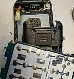 Samsung c3560 на запчасти