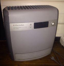 Νέος καθαριστής Electrolux οξυγόνο z7040