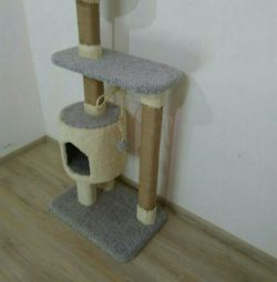 Когтеточка, будиночок для кішок