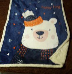 νέα κουβέρτα κουβέρτα