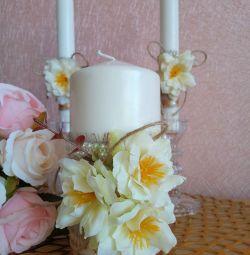 Düğün mumları