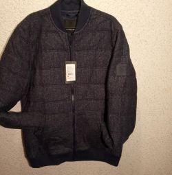 Noua jachetă 48r Sela
