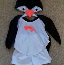 New Year's Costume - Penguin