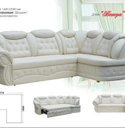 Sofa angular Venus