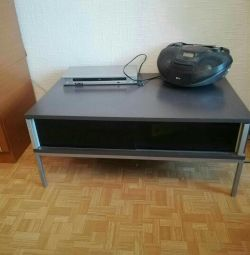 TV stand and equipment