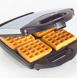 Waffle irons Simbo woven