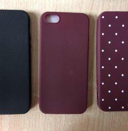 IPhone 5s, 5, SE Kapakları