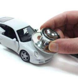AutoFit. Satın almadan önce araba tanılama