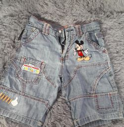 Shorts Disney