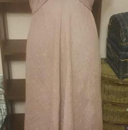 Μεταξωτό φόρεμα S-M