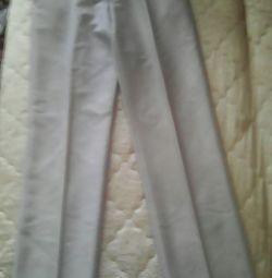 Костюм: піджак та брюки