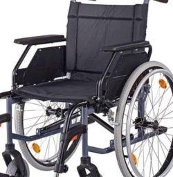 Engelli insanlar için tekerlekli sandalye