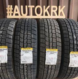 Winter tires R18 235 45 Dunlop
