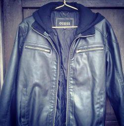Куртка мужская Guess original USA (НОВАЯ)с биркой