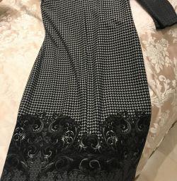 Rochie frumoasă tricotată
