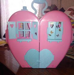 Παιδικό σπίτι παιχνιδιών Blue Nose Friends