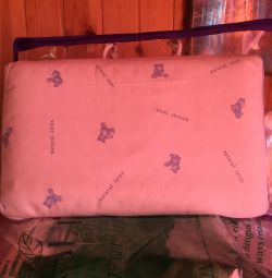 Latex baby pillow new