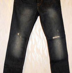 джинсы новые (бренд Colins)