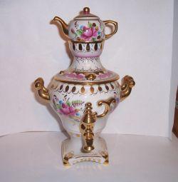 Samovar porcelain