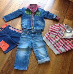 Baby things for a boy