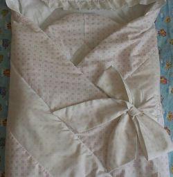 Envelope blanket
