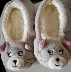 Slippers home r. 34-35