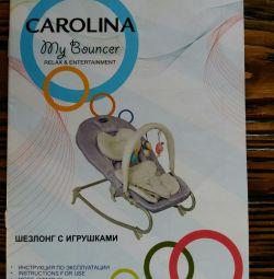 Chaise lounge Carolina (My bouncer)