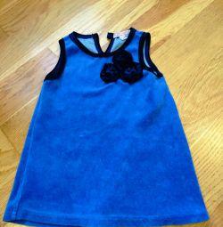 Βελούδινο φόρεμα σελ.92