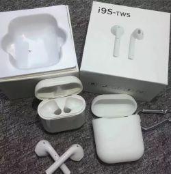 Ακουστικά AirPods i9s-tws