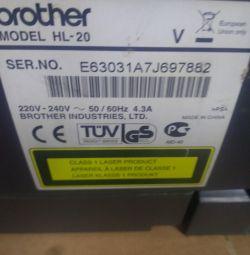 imprimanta BROTHER HL-2030R