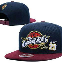 Cleveland Cavaliers. Basketbol şapkası
