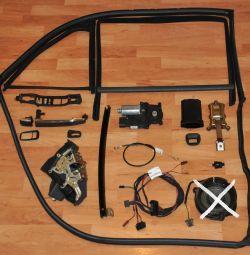 Ανταλλακτικά για Mercedes W210 (E), W163 (ML) κ.λπ.