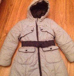 Пальто / куртка на 5-7 років осінь - зима (Німеччина)