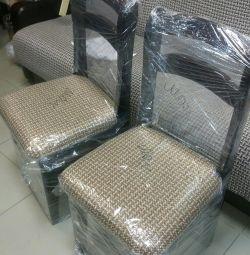 Chair array