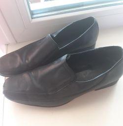 Σχολικά παπούτσια δέρματος