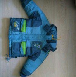 Jacket winter p.86