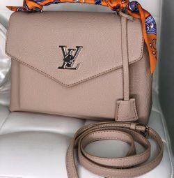 Τσάντα Louis Vuitton από γνήσιο δέρμα