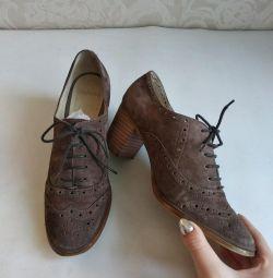 Nat.zamsha μπότες παπούτσια 36r γυναίκες