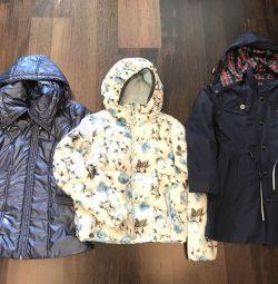 jackets р.152-164