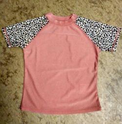 Μπλουζάκι για κολύμπι με UV 40