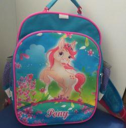 Backpack new unicorns