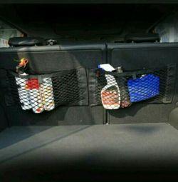 Карман в авто, удобная вещь 👍