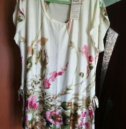 New! Tunic for women 50-54 size