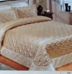 Bedspreads and pillow covers