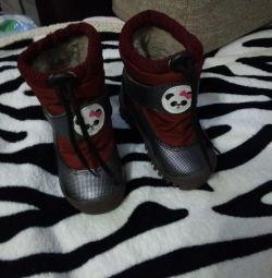 Παιδικά μπότες νέο μέγεθος 23