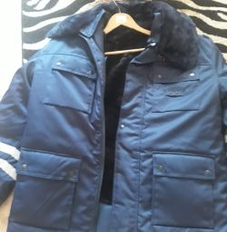 Pea jacket new